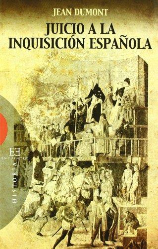 Descargar Libro Juicio a la Inquisición española (Ensayo) de Jean Dumont