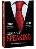 #8: Legally Speaking