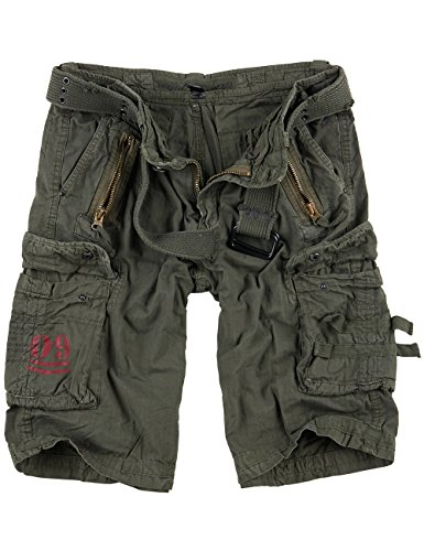 Surplus Royal Shorts, royalgreen, Größe XL