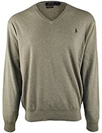 6b5a22bc2977cd Amazon.co.uk: Polo Ralph Lauren - Jumpers, Cardigans & Sweatshirts ...