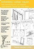 Schiebetür selber bauen: 335 Patente zeigen wie!