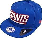 New Era New York Giants Team Pop Word 9fifty 950 Youth Snapback Cap Kids Kinder Children