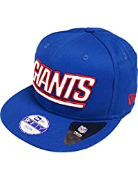 76bc7037ac239 New Era New York Giants Team Pop Word 9fifty 950 Youth Snapback Cap Kids  Kinder Children