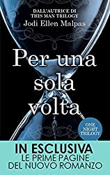 Per una sola volta (One Night Trilogy Vol. 1)