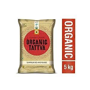 Organic Tattva Sona Masuri Hand Pounded, 5kg