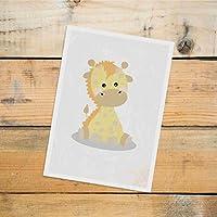 Postkarte Dreamchen Kinderzimmer Deko Giraffe