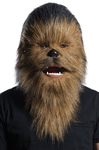 (Star Wars Mascara Chewbacca AD (Rubies 34961))
