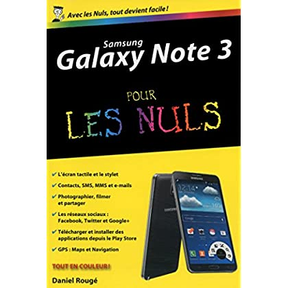 Samsung Galaxy Note 3 Poche Pour les Nuls