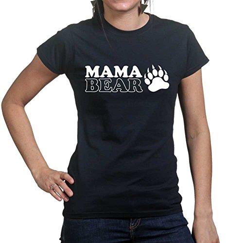 Mama Bear Mother's Day Gift For Mum Mom Ladies T shirt (Kostüm Link Karte)