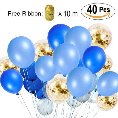Konfetti-Ballons 12
