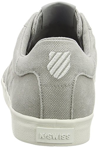 K-Swiss Herren Belmont T Low-Top Grau (MOUSE/MARSHMALLOW 021)