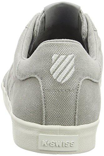 K-Swiss BELMONT T, Sneakers basses homme Gris - Grau (MOUSE/MARSHMALLOW 021)