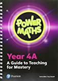 Power Maths Year 4 Teacher Guide 4A (Power Maths Print)