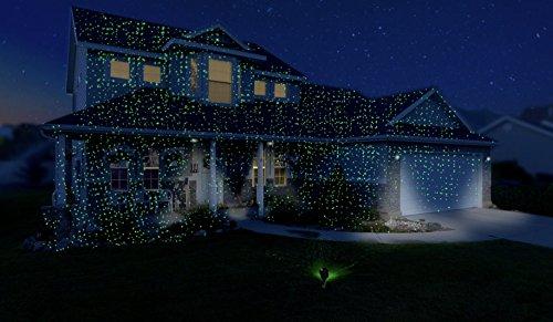 G-BRIGHT BAGLIORE DI STELLE - PROIETTORE DI STELLE ACCESSORI GRATIS - MAGIA DI STELLE - Christmas led Light Show