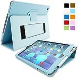 iPad Air Hülle & Neues iPad (2017) 9.7 Zoll Hülle (Hellblau), Snugg™ – Smart Case mit lebenslanger Garantie + Sleep / Wake Funktion für iPad Air (2013) und iPad (2017)