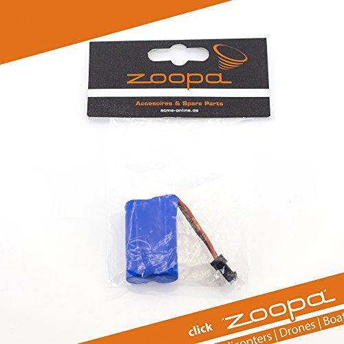 ACME - zoopa Thunder 01 Li-ion Akku | 7,4V 360mAh (ZA0100-E)**Stecker schwarz**