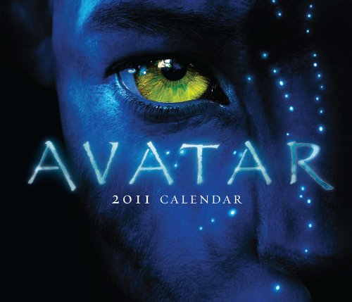 Click for larger image of Avatar 2011 Wall Calendar