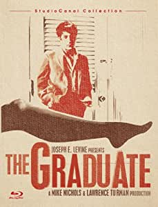 The Graduate (Studio Canal Collection) [Blu-ray] [1967]