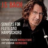 Bach: Sonaten für Flöte und Cembalo - Sonaten BWV 1020, 1030-1032