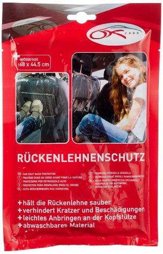 KIKFZ570 - Kaufmann-Neuheiten - 'Rückenlehnenschutz' transparent