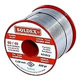 Soldex - Soldex 601005 1.00mm 500gr Sn:60 Pb:40 Lehim Teli