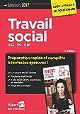 Concours Travail social ASS - ES - EJE