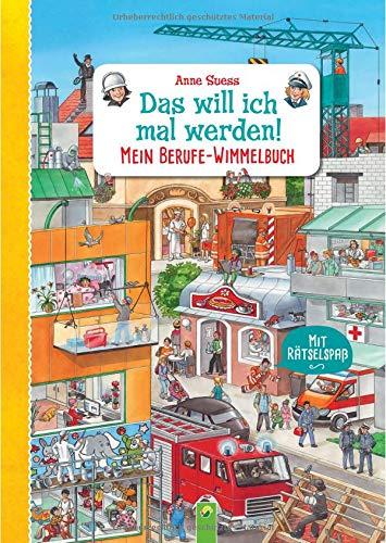 den!: Mein Berufe-Wimmelbuch ()
