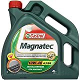 Castrol MAGNATEC Aceite de Motores 10W-40 A3/B4 4L (Sello alemán)