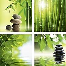 Wellness bilder grün  Suchergebnis auf Amazon.de für: glasbild grün