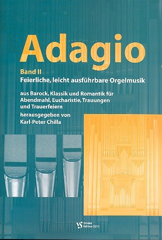 Adagio Band 2: für Orgel