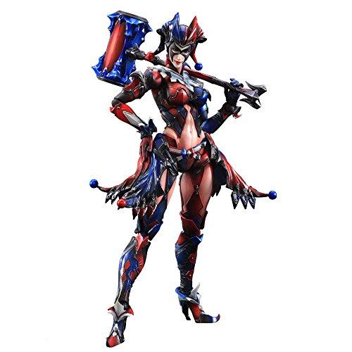 Square Enix DC Comics Variant Play Arts - Kai - Harley Quinn Action Figure