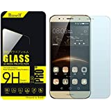 Huawei Ascend G8Protector de pantalla, buself para Huawei Ascend G8Protector de pantalla de cristal templado, easy-install adhesivo, 0.26mm, libre de burbujas, resistente a rayones, Resistente, claridad perfecta