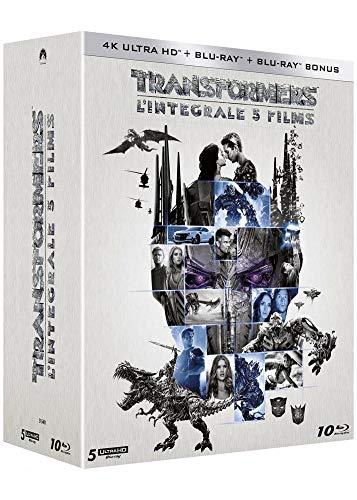 Transformers - L'intégrale 5 films [4K Ultra HD + Blu-ray + Blu-ray Bonus]