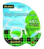 "3m 123 3/4"" X 600"" ScotchTM Magic Greener Tape"