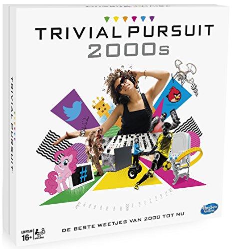 Hasbro b7388104Trivial Pursuit: 2000s (en holandés), Parte