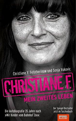 Buchcover Christiane F. - Mein zweites Leben: Autobiografie