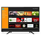 CloudWalker 80 cm (32 inches) 4K Ready Smart HD Ready LED TV 32SHX2 (Black)