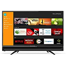 CloudWalker 80 cm (32 inches) 4K Ready 32SHX2 HD Ready Smart LED TV (Black)