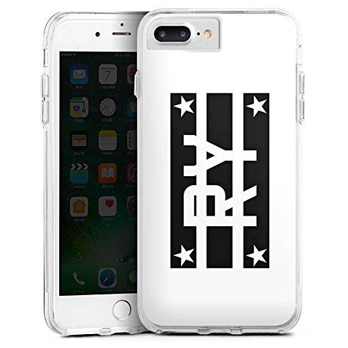 Apple iPhone X Silikon Hülle Case Schutzhülle Ryole Fanartikel Merchandise Schwarz Bumper Case transparent