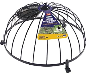 Gardman Ground Feeder/cage Haven Garden For Wild Birds New