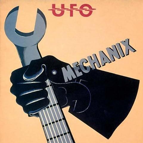 Mechanix Import, Original recording remastered Edition by UFO (2009) Audio CD