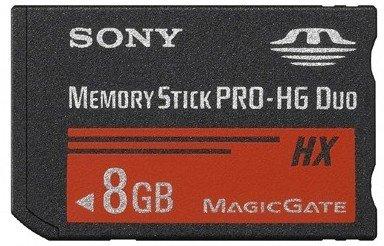 New 8g 8gb Memory Stick Pro Hg Duo Hx Ms Magic Gate Card For Sony Psp Camera