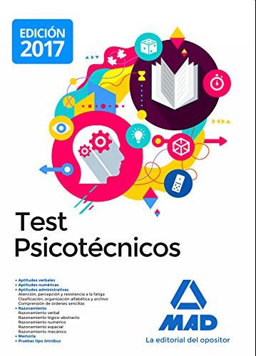 Test psicotécnicos por EDITORES 7