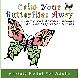 Anxiety butterflies
