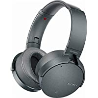 Sony MDR-XB950N1 Wireless Noise Cancelling Extrabass Headphones SILVER / Grey