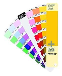 Pantone GG1511 Starter Guide Carta Patinata e Non Patinata