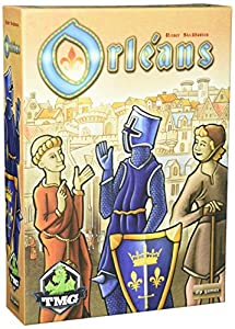 Orléans - Board Game - English