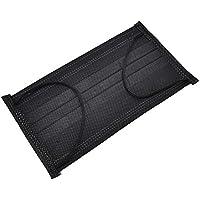 Cool Ring Unisex Einwegmasken Reine Schwarze Nicht Gewebte Leichte Atmungsaktive Staubmaske preisvergleich bei billige-tabletten.eu