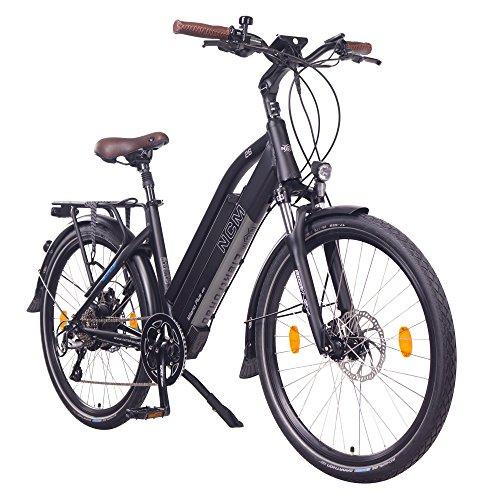 NCM Milano Plus Urban E-Trekking E-Bike 48V 16Ah 768Wh*