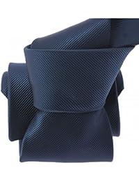 Clj Charles Le Jeune - Cravate Clj, La Rochelle, Bleu King